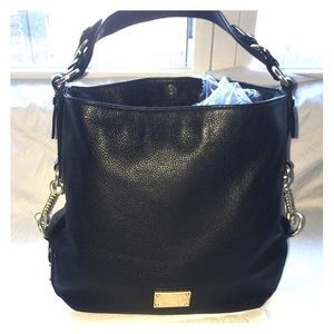 Michael Kors Leather Bag | Color: Black | Size: OS